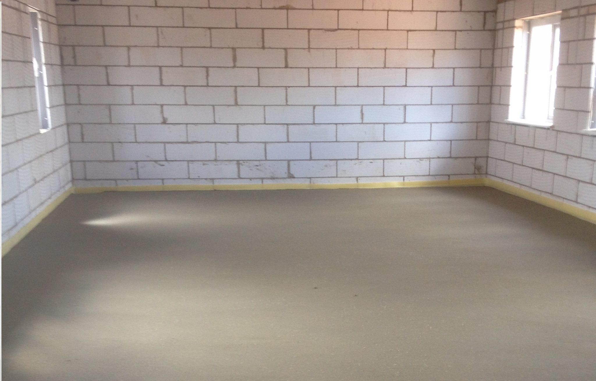 Northants Internal Floor Screed Concrete Kettering Wellingborough Milton Keynes Corby Bedford
