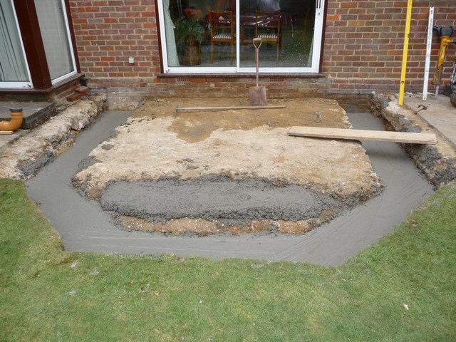 Northants Concrete Foundation Kettering Wellingborough Milton Keynes Corby Bedford